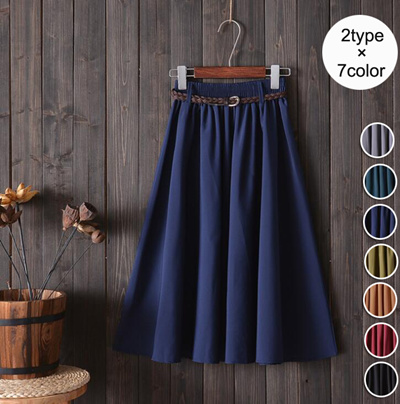 70af95f0c Qoo10 - midi skirt Search Results : (Q·Ranking): Items now on sale at qoo10 .sg