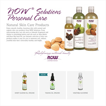 USA★NOW Foods Carrier Oils★100% Pure★Castor★Avocado★Sweet almond★Glycerin★grapeseed★shea nut★Apricot