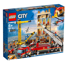 LEGO 60216 City Fire: Downtown Fire Brigade