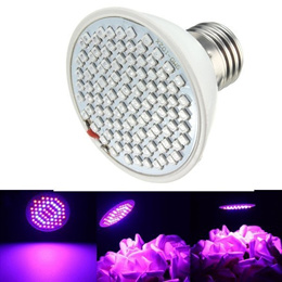 6W E27 106 LED Grow Light Indoor Red+Blue Hydroponic Plants Veg Lamp