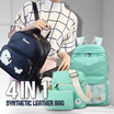 NEW ARRIVALS ★★★★ Free shipping  Trendy Womens Bag - 4 in 1 Synthetic Leather Edition ★★★★