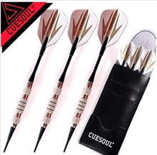 [CUESOUL] 3 x Professional 16g Soft Tip Darts + Case. Sports Dart Softtip Darts Live. Stock in SG
