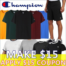 ★100% Authentic★ Champion Unisex T-SHIRT T425 T0220 T2232 T2226 ★ Shorts ADULT ★