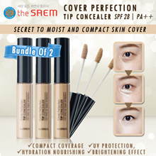 The saem Cover Perfection Tip Concealer (1+1) 🚚FREE DELIVERY