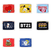 [BT21] Bite Bookle Pouch 13 Inch / BT21 Official / BT21 Goods / BTS / LINE FRIENDS Genuine
