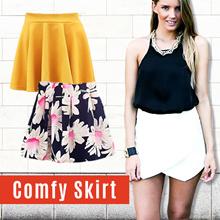 Limited time offer - Super comfy skirt / skirt -B1058