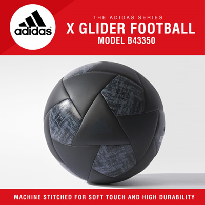ADIDAS X GLIDER SOCCER BALL (B43350)