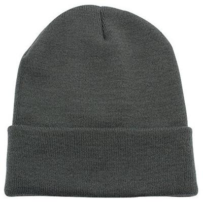262db348e55 Qoo10 - CUFFED PLAIN SKULL BEANIE HAT   CAP