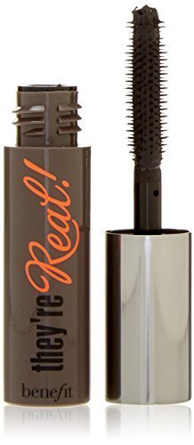 5691c3221a6 COUPON · ▷$1 Shop Coupon◁ Benefit Cosmetics They re Real Mascara Black  Deluxe Travel Size Mini