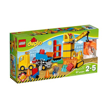 LEGO Duplo Big Construction Site -10813