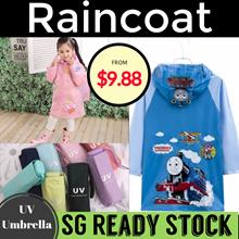 raincoat /UV Umbrella/toddler/boy/girl/Kids Umbrella/Holiday / outdoor/Rain/School trips/Excursion