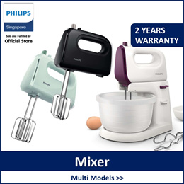 PHILIPS HR3745 | HR3700 | HR3705 Daily Collection Mixer / Stand Mixer
