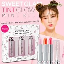 【WEEKEND SUPER SALE】 💖NEW💖 Secret key Sweet Glam Tint Glow Mini Kit(3 types)/3 Color 1set