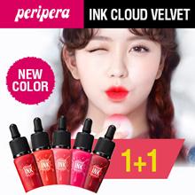 💎LIMITED EDITION MINI CARRIER💎▶Peripera◀ 1+1 ▶NEW Cloud Velvet / Ink The Airy Velvet