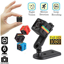 Mini Spy Camera Full HD 1080P With Night Vision and Motion Detection Super Video  Sports Camera