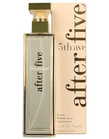 elizabeth arden after five perfume