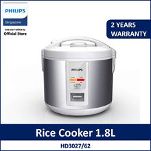 Philips Daily Collection Rice Cooker HD3027/62 1.8L
