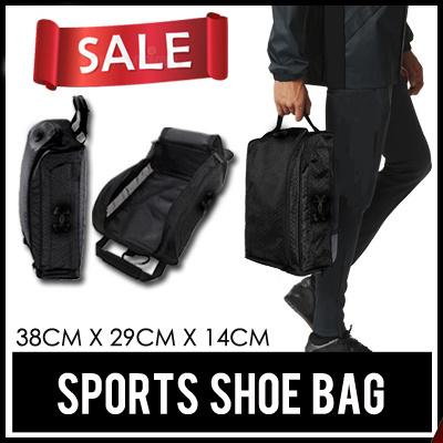 5cea1a5001a Qoo10 - ☆Shoe Bag☆/Sports bag/shoes bag/duffel bag/Drawstring Bag/Backpack/Tra...  : Sports Equipment