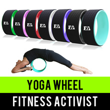 ⏰💪★★Fitness Activist★★Yoga Wheel★★Pilates★★Singapore Seller★★Fast Delivery