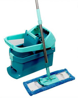Brand New Grand Master Premium Auto Dry Bucket Microfiber Mop Set. Super durable. Easy to Use.