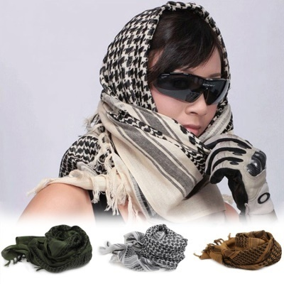 New Military Winner Windproof Outdoor Shemagh Scarf US Army Arab Scarf Mask  Gifts d8847b00930