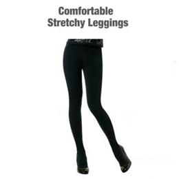 Ambrace Full Cover Leggings (Free Size)