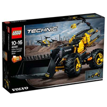 LEGO 42081 Technic: VOLVO CONCEPT WHEEL LOADER ZEUX