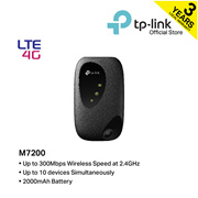 TP-LINK M7200 4G LTE Mobile Wi-Fi - 3 YEARS LOCAL WARRANTY