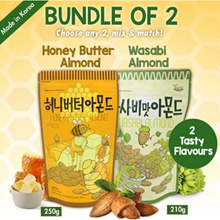 ✿Different Type Of Honey Butter Nuts✿ Return for sale due to high demand