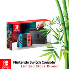 Nintendo SWITCH Console System 1 Year Warranty By Maxsoft
