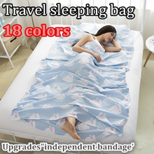 Travel Sleeping Bag / Portable / Anti-dust / Outdoor Fitting / Camping / Hiking