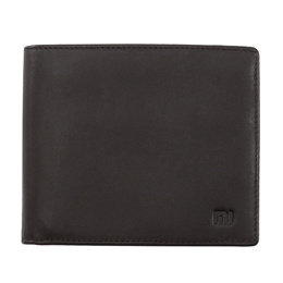 💖LOCAL SELLER💖[Xiaomi Wallet]Mi Portable Business Genuine Leather Bifold Wallet  -  BLACK/BROWN
