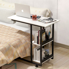 Mini side table sofa side mobile computer table coffee table casual table