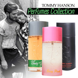 Parfum Tommy Hanson 212 Sexy Pink / 100ml SJ0065 k002