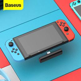 베이스어스 Baseus  닌텐도 스위치 초소형 블루투스 동글 에어팟 연결 어뎁터