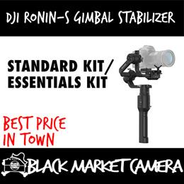[BMC] DJI Ronin-S Gimbal Stabilizer Standard/Essentials