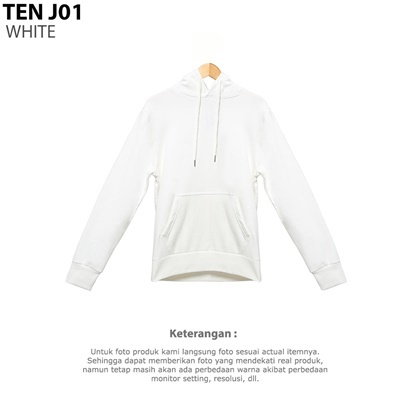 TEN J01 WHITE