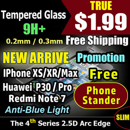 Tempered Glass Screen Protector IPhone Huawei Xiaomi Samsung XS Max Plus