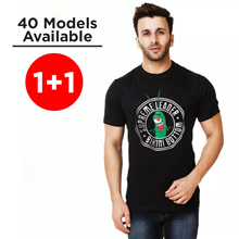 1 + 1 Fantasia T-Shirt Men My Heroes - 2020 Collections Update