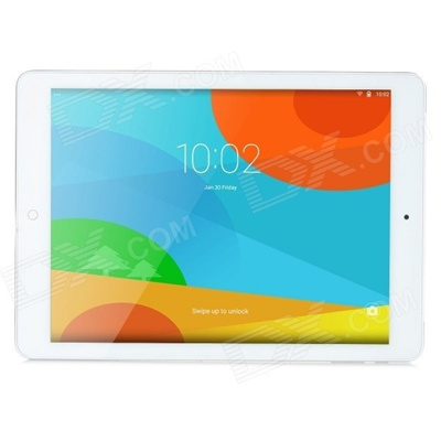ONDA V989 Air 9.7&quot  IPS Octa-Core Android 4.4 Tablet PC w/ 2GB RAM, 32 GB ROM, Wi-Fi - White + Silver
