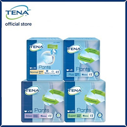 [Apply Q10 Coupon][TENA Official][Free Shipping] TENA Pants  Adult Diapers