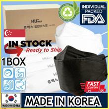 💜korea 🍃Eco Friendly Premium Mask_1box/white Black/ High Quality/ Get it!!