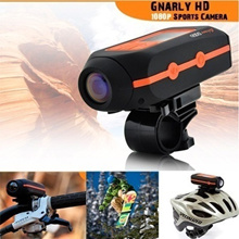 SG 2014 Hot!HD119 HD 1080P60 frame speed Sport Waterproof Helmet Camera Bicycle tachograph