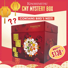 🌺CNY MYSTERY BOX🌺 Contains Bird Nest *Worth up to $138* Perfect gift for loved ones*