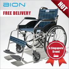 BION Wheelchair Series|Standard Chrome|iLight|iLight EZ|iLight Detac|Comfy|Comfy 3G|Detachable|