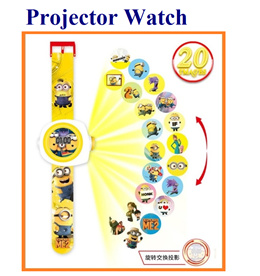 Cheapest in Town *Children Projection Watch* Kids watch/LED Light Watch/goodies bag