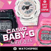 *APPLY SHOP COUPON* CASIO BABY-G COLLECTION! Free Shipping and 1 Year Warranty!