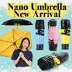 Nano Umbrella / Payung sebesar Hp anti UV SPF 50