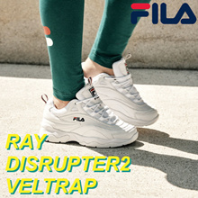[FILA] FILA 100% AUTHENTIC Hot Items FILA Ray / FX-VELTRAP / Flat price!!
