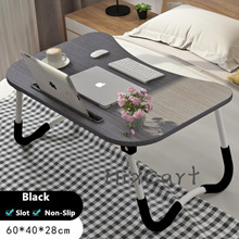 【TIME SALE】★Lowest Price★【60*40*28CM】★Bed table ★★Foldable Laptop Desk★Non-Slip table★